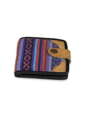 Kalikot wallet purple